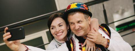 Надія Мейхер і Юрій Горбунов зіграють закоханих