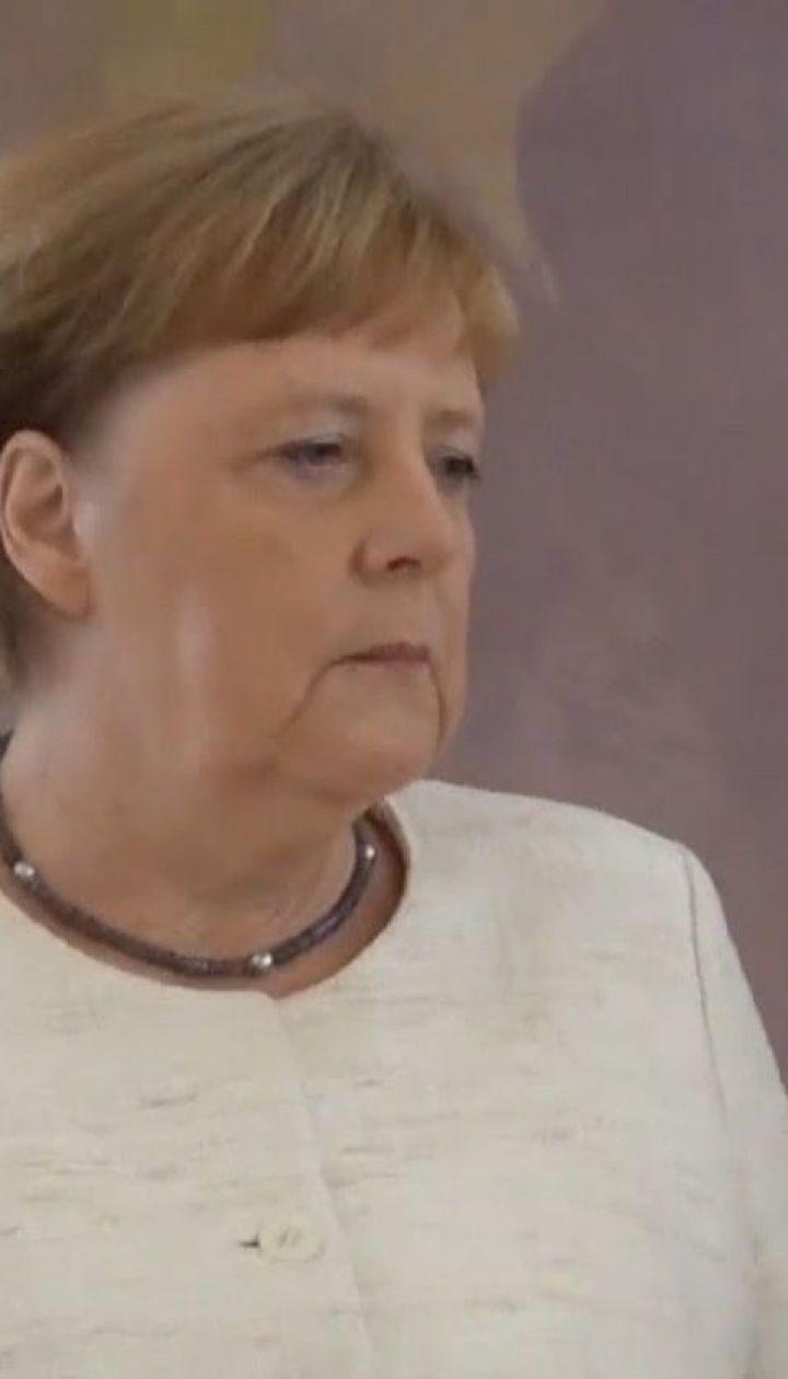 Пользователи соцсетей беспокоятся за здоровье Ангелы Меркель