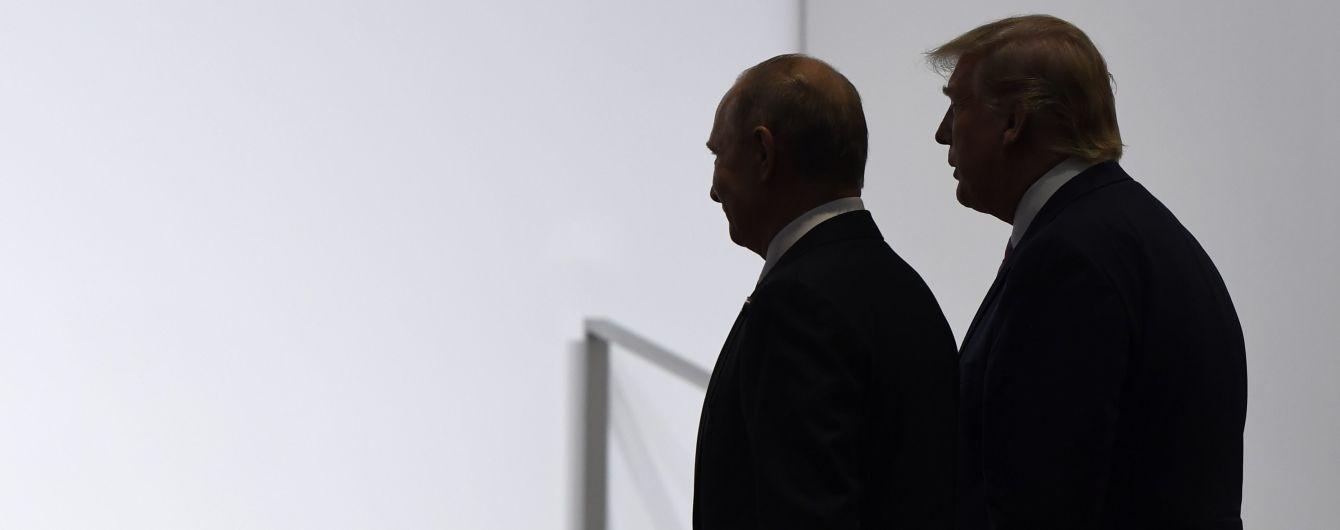 Путин оценил встречу с Трампом во время саммита G20
