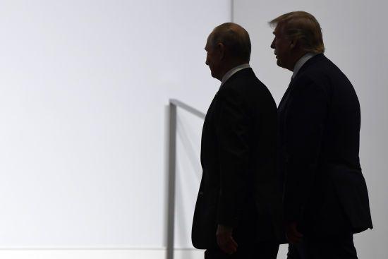 У Кремлі назвали єдину умову публікації стенограм бесід Трампа і Путіна