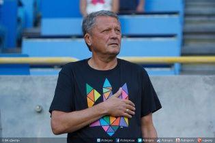 Маркевич: Мені пообіцяли, що я стану наступним тренером збірної України