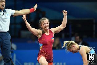 Борчиха Ливач завоевала для Украины первую лицензию на Олимпийские игры-2020