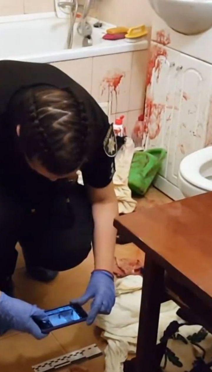 78-летний мужчина убил трех человек охотничьим ножом в Одессе