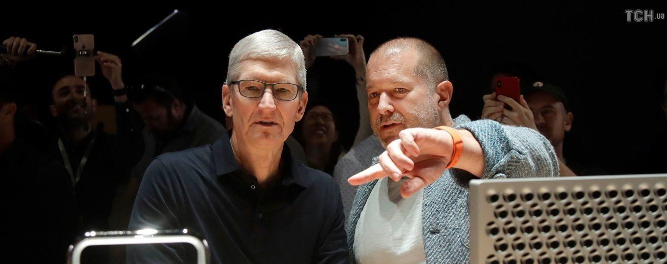 Що буде з Apple? Компанію залишив Джоні Айв – саме він придумав зовнішній вигляд iPhone і не тільки