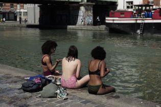 Из-за аномальной жары во Франции умерли 1500 человек