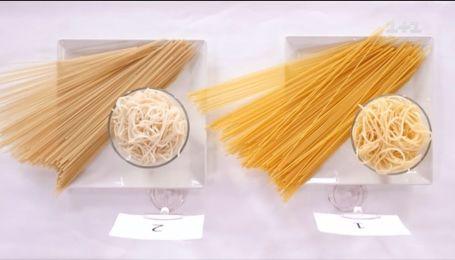 Как выбрать вкусные и качественные спагетти - Цена вопроса