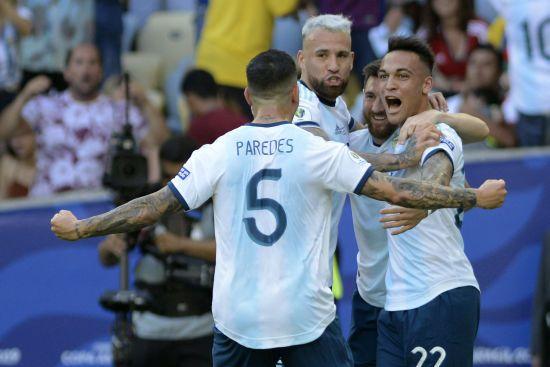 Аргентина вийшла до півфіналу Кубка Америки та зіграє з Бразилією