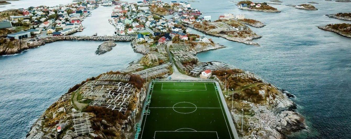 Стадионы мира, на которых ты точно захочешь побывать