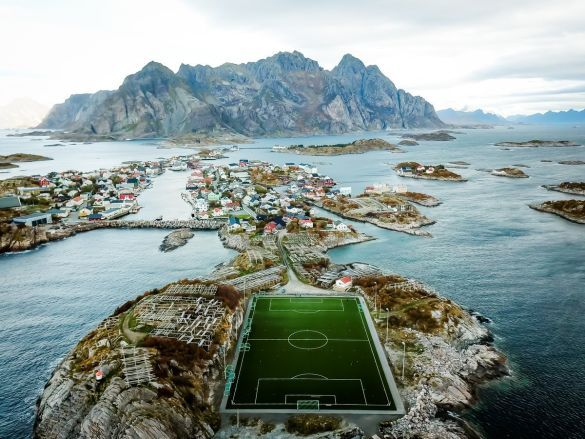 Lofoten Islands Stadium