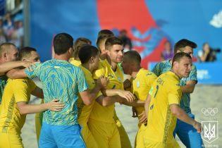 Збірна України з пляжного футболу відмовилася їхати до Росії на кваліфікацію ЧС-2019