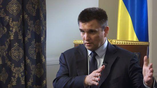 Клімкін спростував наявність таємних домовленостей щодо повернення Росії в ПАРЄ в обмін на звільнення моряків