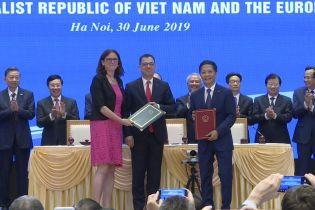 ЕС и Вьетнам заключили историческое соглашение о свободной торговле