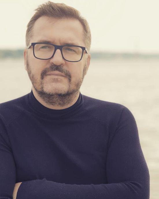 Олександр Пономарьов поділився раритетним знімком зі Скрябіним