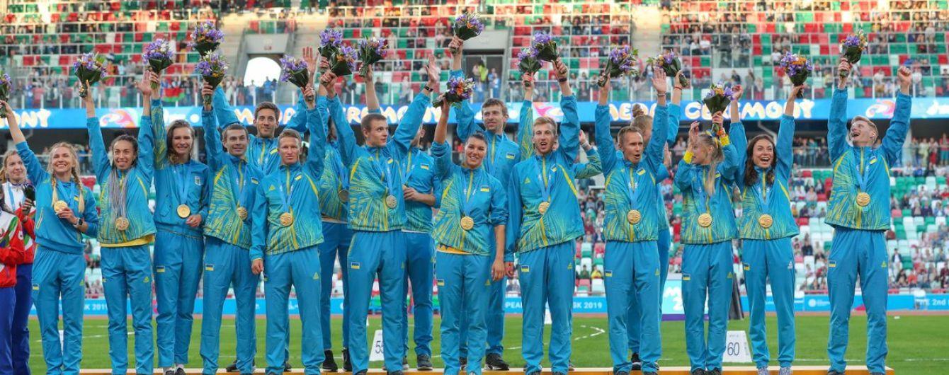 Украина выиграла 51 медаль на Европейских играх. Вспоминаем, кто эти герои