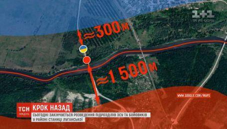 Впервые за четыре года ВСУ отошли назад от своих позиций на Донбассе