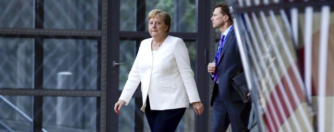 """Меркель анонсировала проведение саммита в """"нормандском формате"""" через пару недель"""