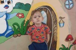 30 тысяч гривен нужны на спасение жизни Богданчика