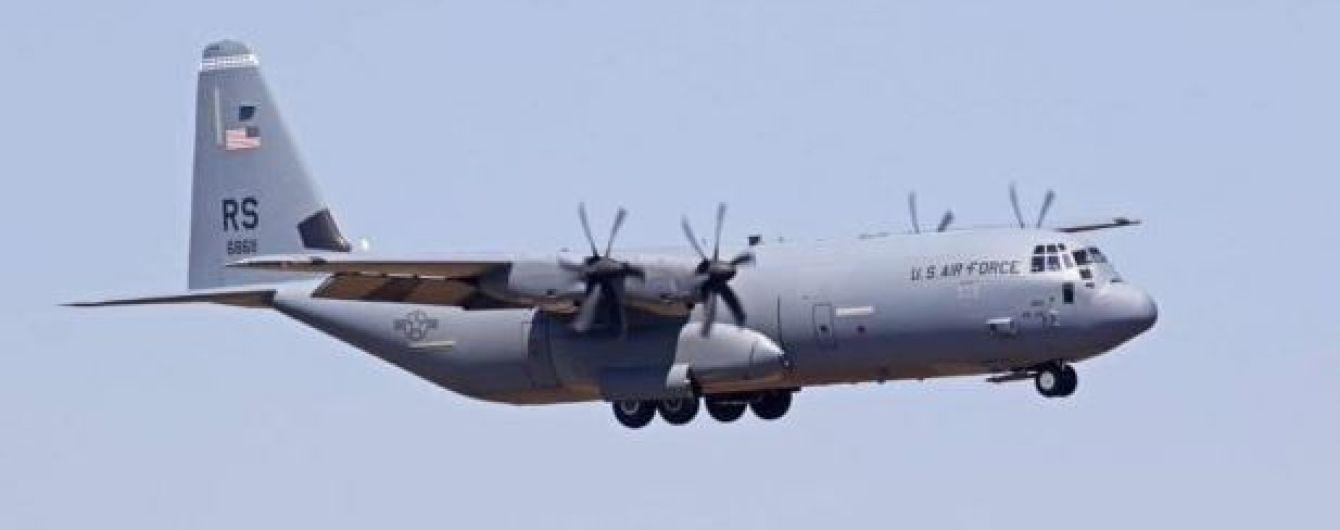 Військові літаки країн НАТО прибули до Одеси на навчання
