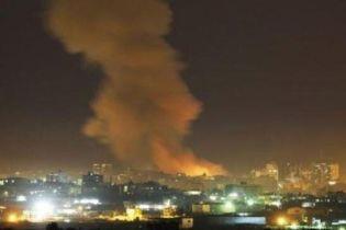 ВВС Израиля нанесли мощный ракетный удар по району Дамаска – СМИ