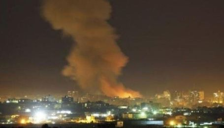 Ізраїль обстріляв Сирію: що сталося