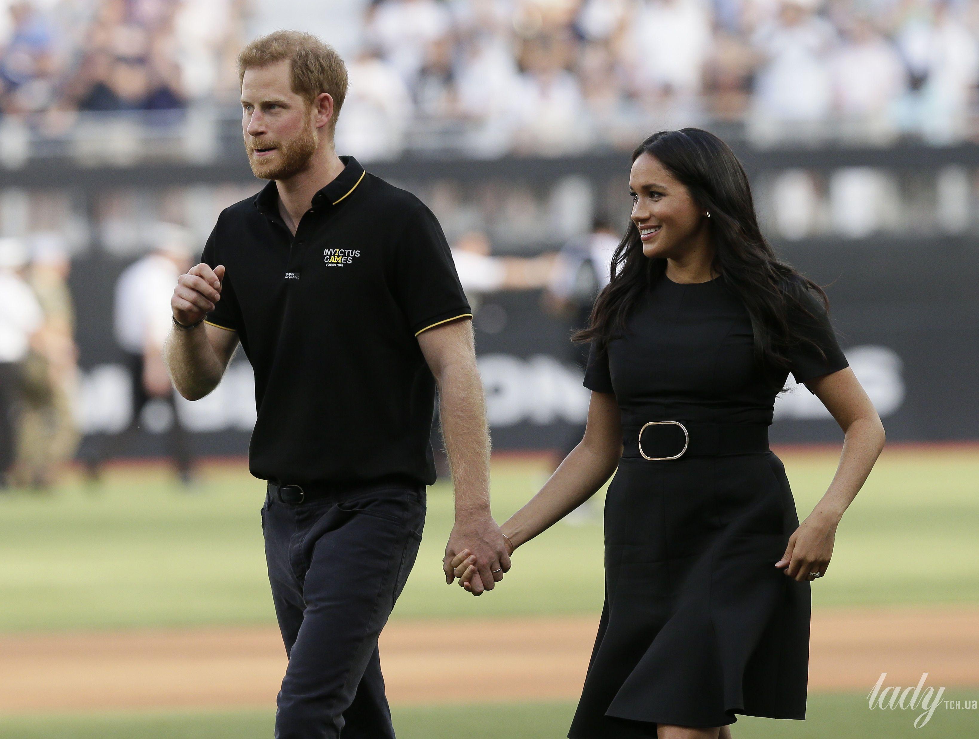 Герцогиня Меган и принц Гарри_8