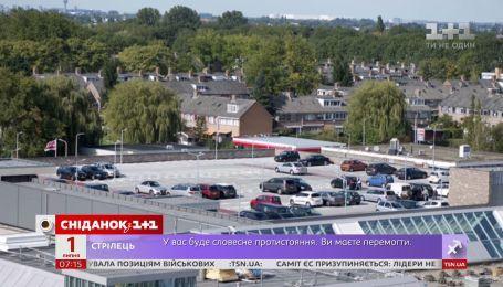 В Украине разрешат парковаться на крышах - экономические новости
