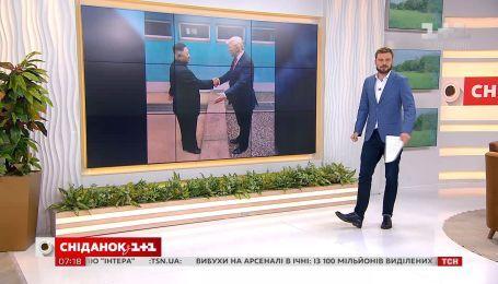 """Егор Гордеев о встрече Дональда Трампа с Ким Чен Ыном - влоги """"Сніданка"""""""