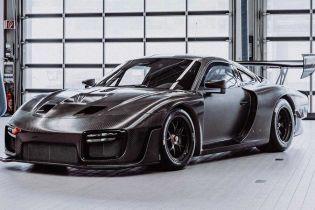 Porsche выпустило хардкор-купе на базе 911