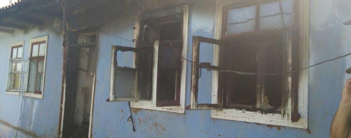 На Одесчине в пожаре погибли четверо маленьких детей