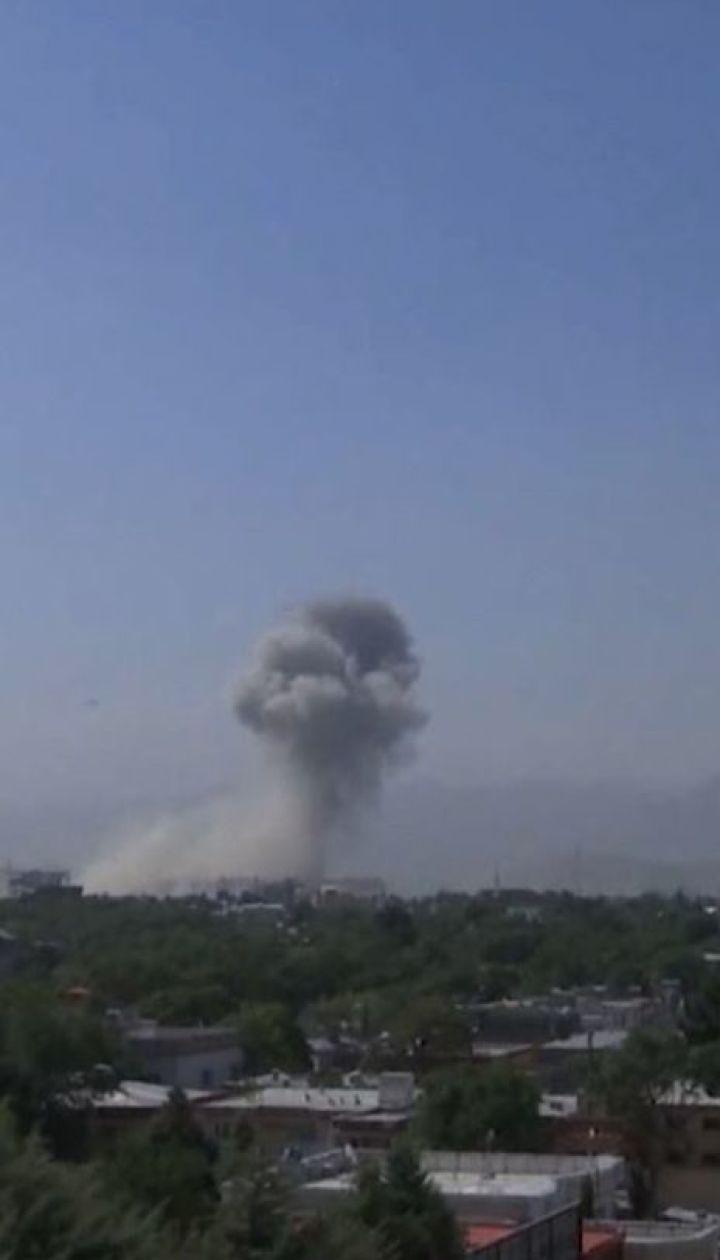 Невідомі заклали вибухівку на велелюдній вулиці Кабула