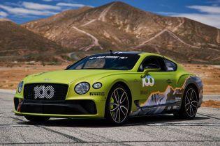 Bentley создала электрокар EXP 100 GT
