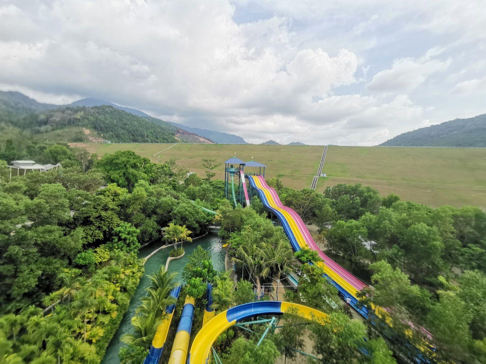 парк Escape Малайзия