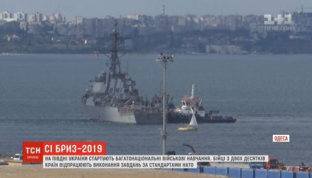В воде, под водой, на земле и в воздухе: уникальные военные учения стартуют в Украине