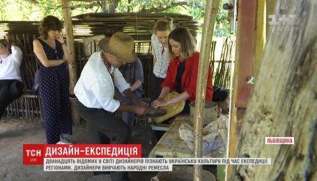 12 мировых художников узнают украинскую культуру в специальной экспедиции по стране