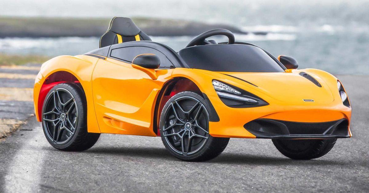 @ McLaren