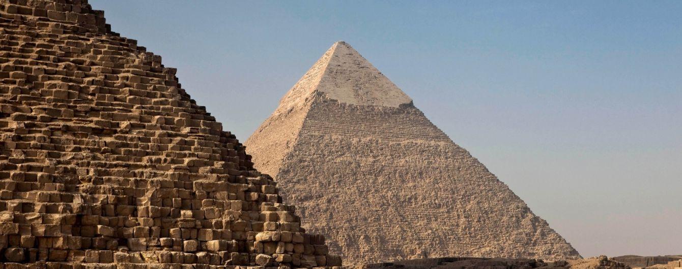 В Египте впервые открыли для туристов пирамиду Эль-Лахун