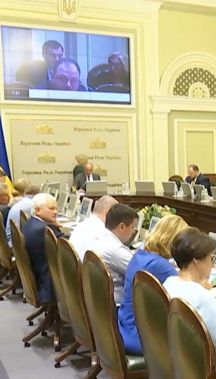 Комітет ВР хоче анулювати запрошення для спостерігачів ПАРЄ на липневі вибори