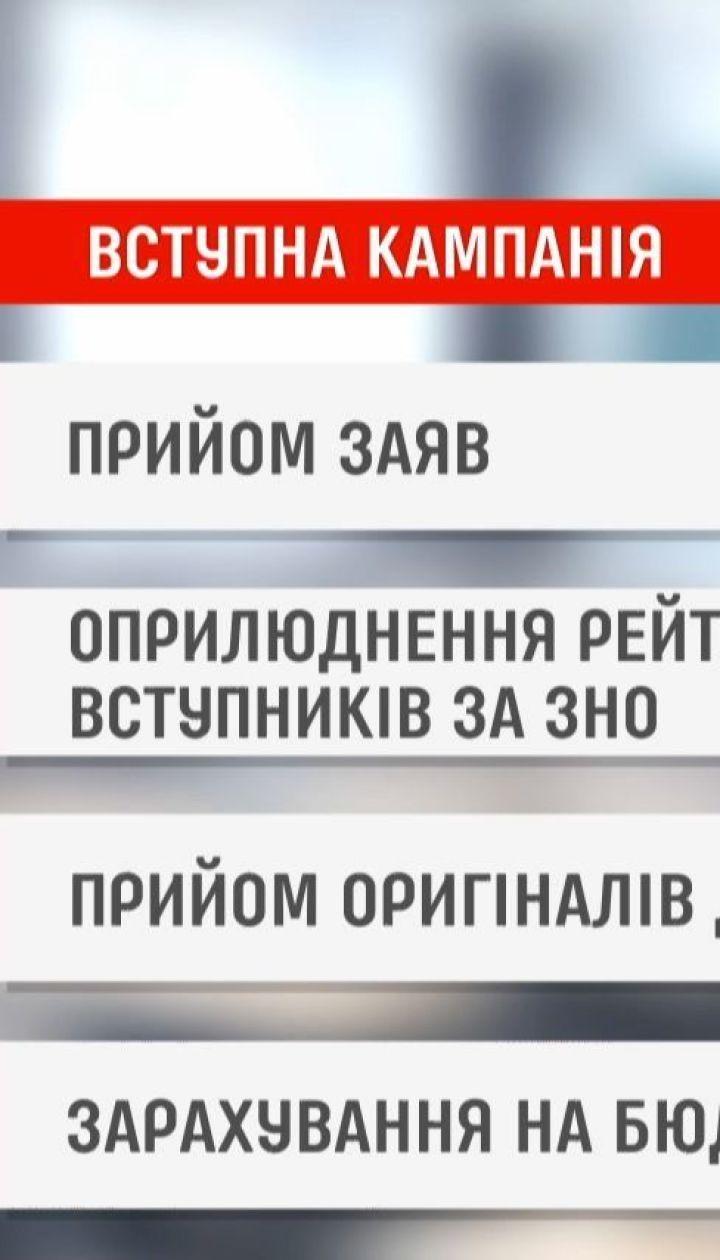 Реєстрація електронних кабінетів вступників стартувала в Україні