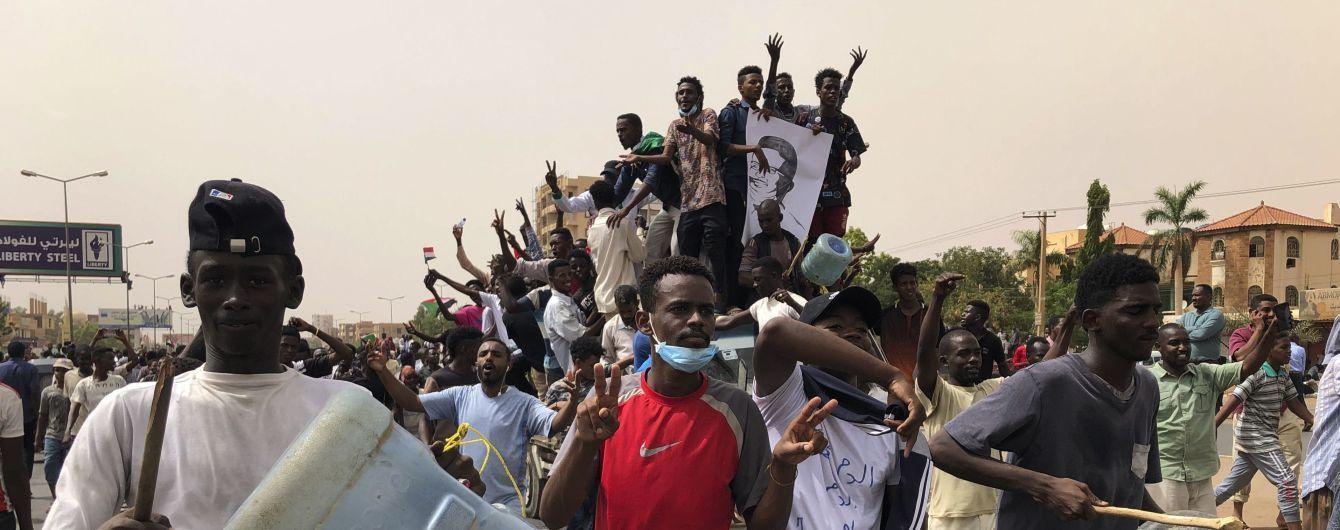 Во время подавления акций протеста в Судане погибли 11 человек - активисты
