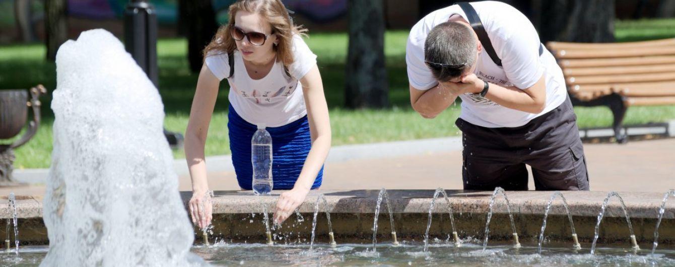 Прогноз погоди на 5 серпня: до України прийшла спека - температура повітря до +32