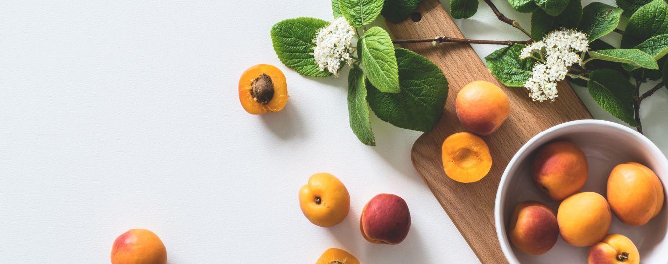 На рынках Украины продают рекордно дорогие абрикосы