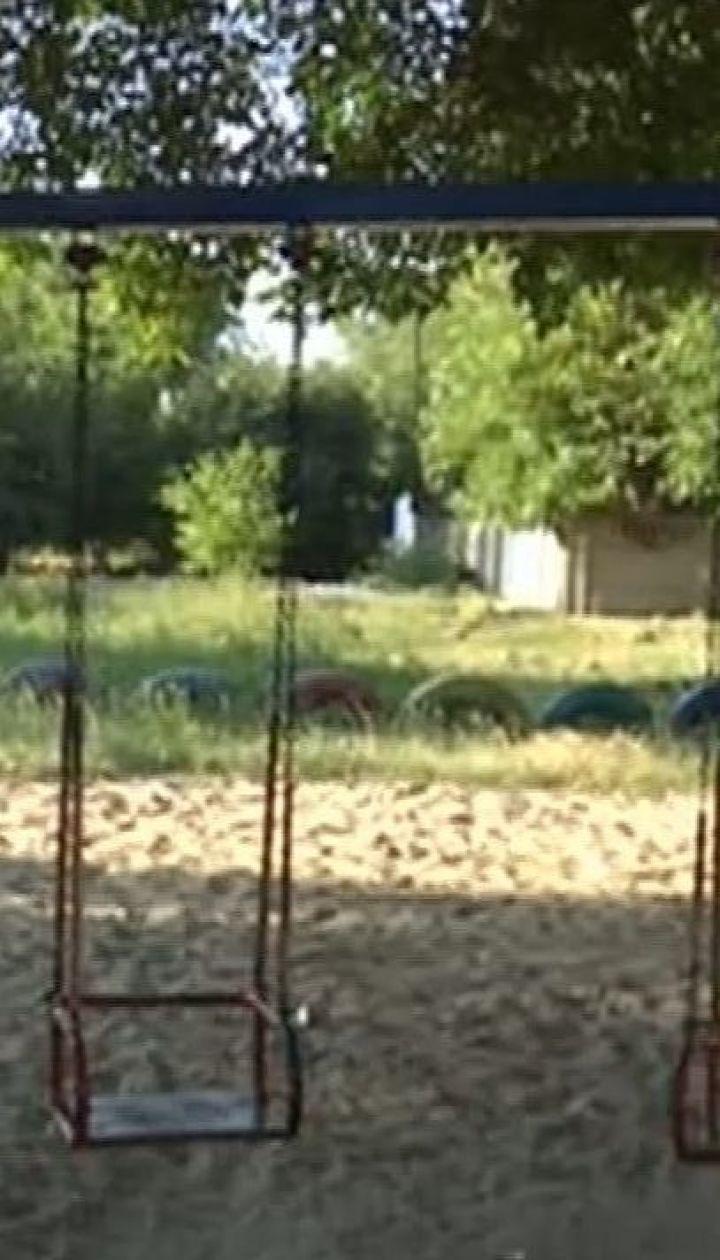 Взрыв на детскую площадку возле Днепра: местные рассказали, откуда мог взяться снаряд