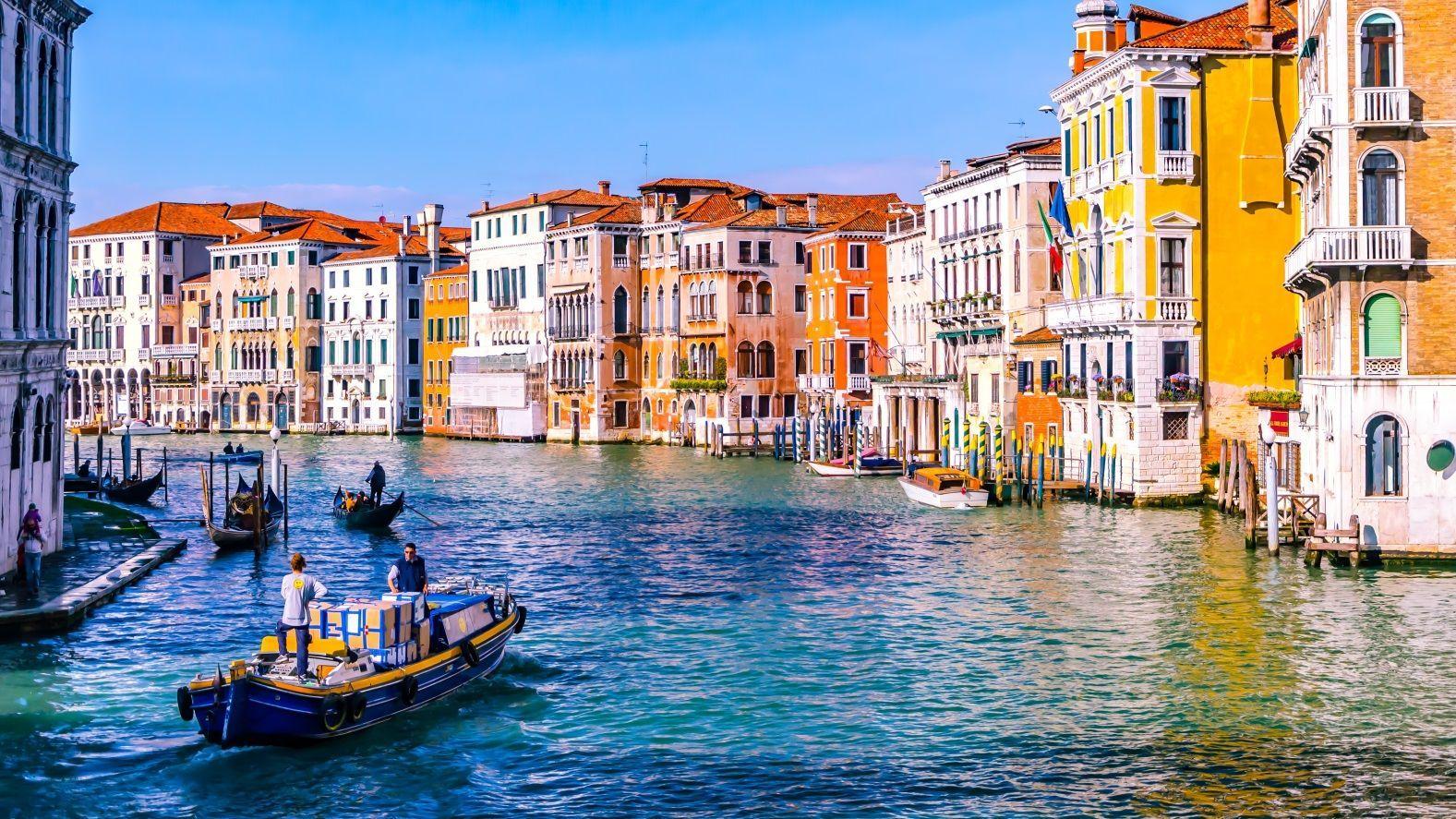 Венеция, Венеція
