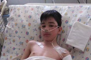 Несчастный случай уложил Дмитрия в больничную кровать