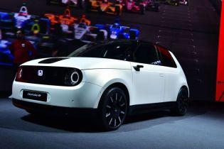 Honda представит первый серийный электрокар уже летом