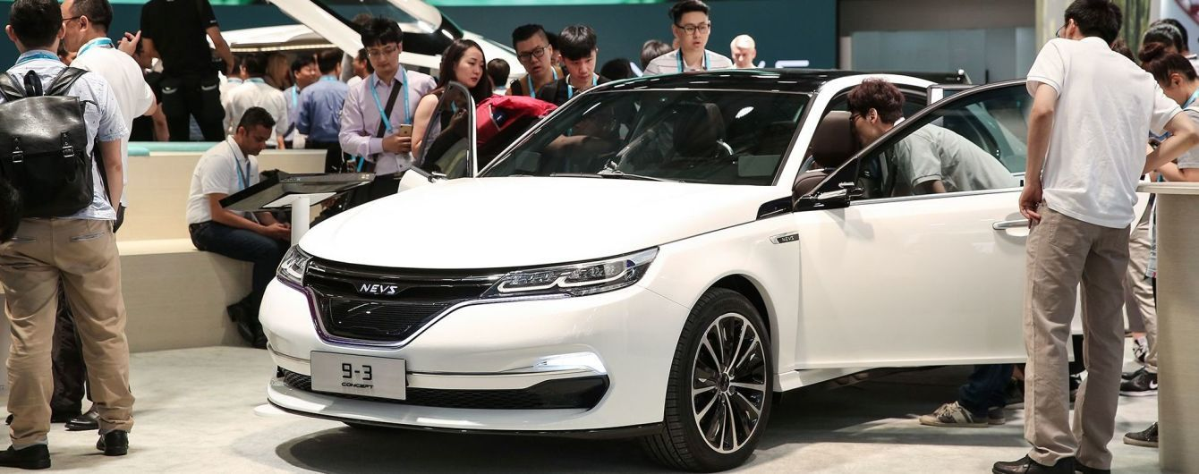 В электрокары Saab вложит $930 млн скандальный китайский инвестор