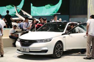 Електричні нащадки Saab отримають флагманські мотор-колеса