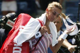 Цуренко снялась со второго турнира подряд и опустится в рейтинге WTA