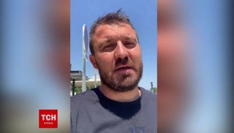 Ярослав Попович прокоментував гучний скандал між Ганною Соловей та президентом Федерації велоспорту