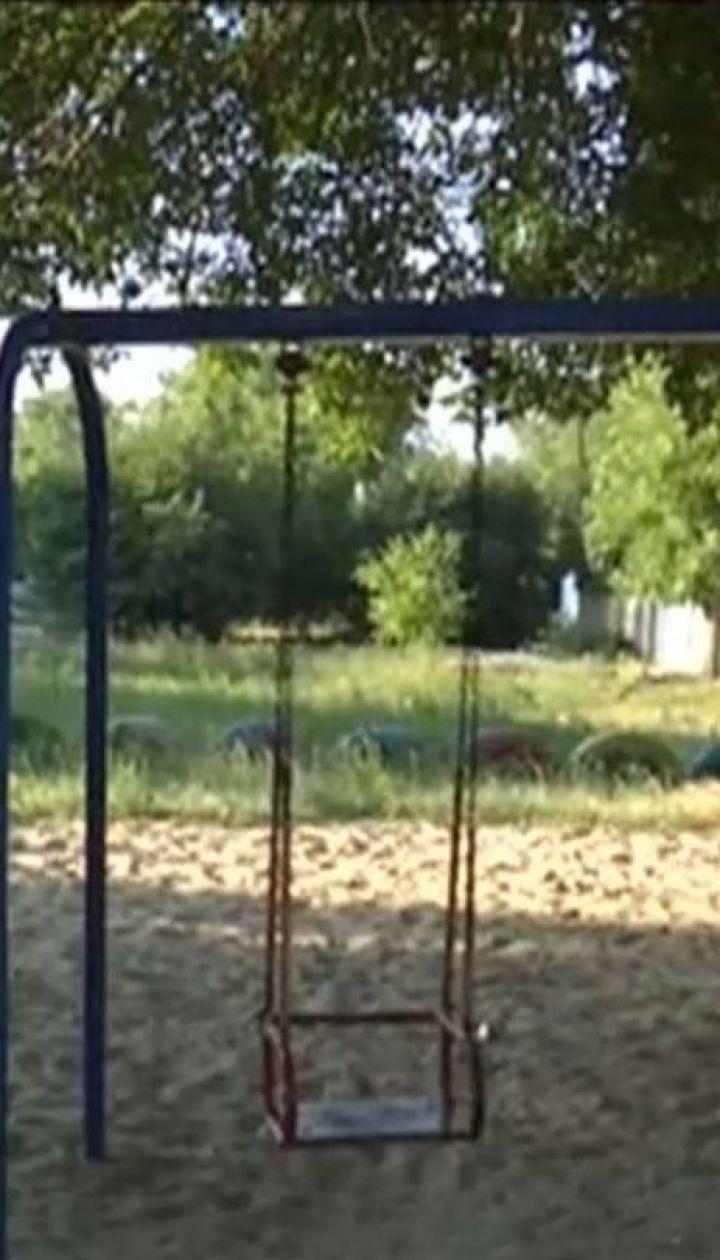 Боевая граната взорвалась на детской площадке возле Днепра, шестеро детей пострадали